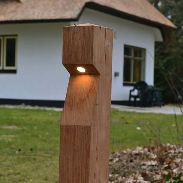 Timperled Eye Bollard